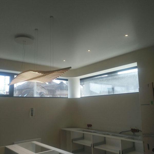 Натяжные потолки на кухню - Проект 13