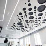 Услуги дизайна натяжного потолка в Москве