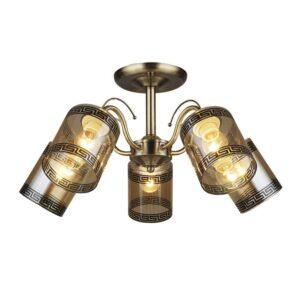 Потолочная люстра Wedo Light Сантади 66229.01.05.05