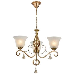 Подвесная люстра Arte Lamp Cono A8391LM-3PB