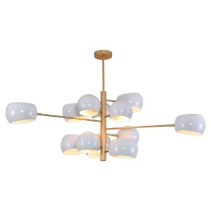 Подвесная люстра Lussole Loft Kenora GRLSP-8302