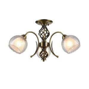 Потолочная люстра Arte Lamp Dolcemente A1607PL-3AB