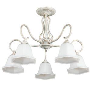 Потолочная люстра Arte Lamp Merry A2714PL-5WG