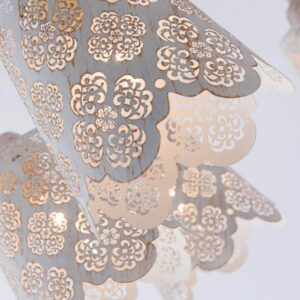 Потолочная люстра Arte Lamp A2032PL-8WG