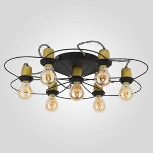 Потолочный светильник TK Lighting 1262 Fiore