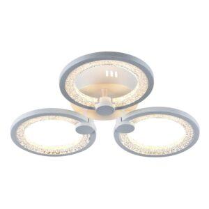 Потолочная светодиодная люстра Wedo Light Flavon WD5001/3C-WT