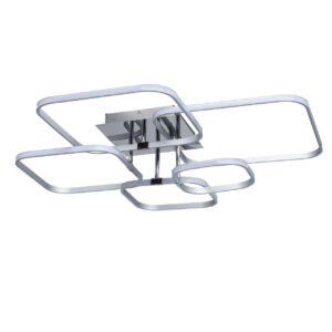 Потолочная светодиодная люстра De Markt Аурих 496013305