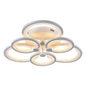 Потолочная светодиодная люстра Wedo Light Flavon WD5001/6C-WT