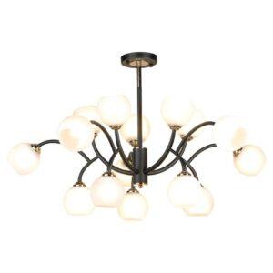 Подвесная люстра Lussole Loft Astoria LSP-8330