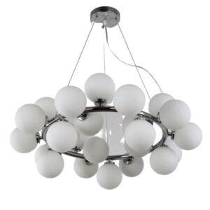 Подвесная люстра Lumina Deco Marsiada LDP 6033-25 CHR