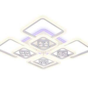 Потолочная светодиодная люстра Ambrella light Ice FA289