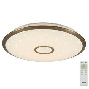Потолочная светодиодная люстра Citilux Старлайт CL703103R