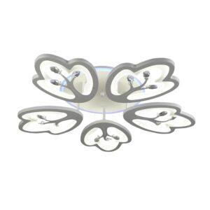 Потолочная светодиодная люстра Wedo Light Доминика 75306.01.09.05