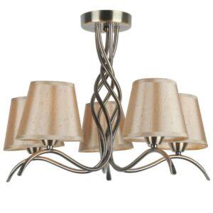 Потолочная люстра Arte Lamp 60 A6569PL-5AB