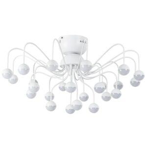 Потолочная светодиодная люстра Arte Lamp Dexter A3619PL-24WH