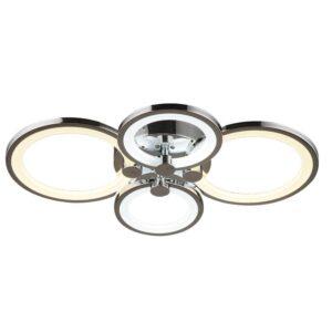Потолочная светодиодная люстра Wedo Light Трейси 75269.01.03.04