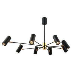 Подвесная люстра Lussole Loft Duncan LSP-8252
