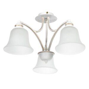 Потолочная люстра Arte Lamp Emma A2713PL-3WG