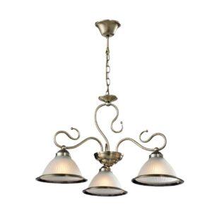 Подвесная люстра Arte Lamp Costanza A6276LM-3AB