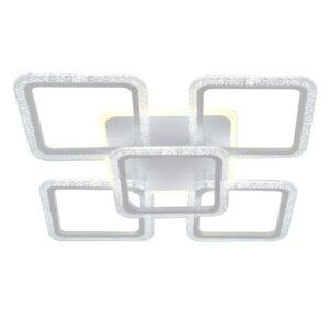 Потолочная светодиодная люстра Seven Fires Mals SF7045/6C-WT