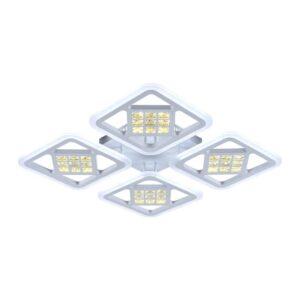 Потолочная светодиодная люстра Wedo Light Brajes WD5014/4C-WT