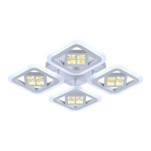 Потолочная светодиодная люстра Wedo Light Elki WD5012/4C-WT