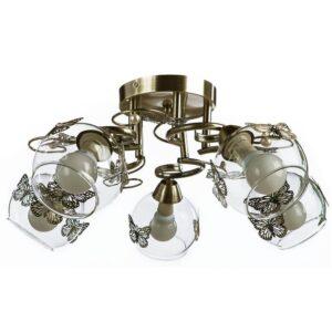 Потолочная люстра Arte Lamp 29 A5004PL-5AB