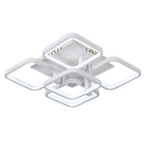 Потолочная светодиодная люстра Kink Light Квадро 08112(4000K)