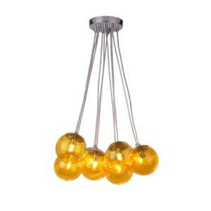 Подвесная светодиодная люстра Arte Lamp Pallone A3029SP-11CC
