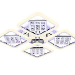 Потолочная светодиодная люстра Ambrella light Ice FA288