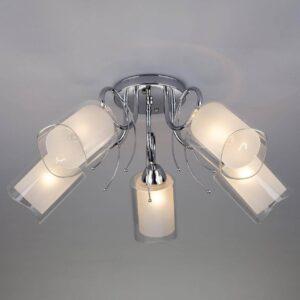 Потолочный светильник Eurosvet 30122/5 хром