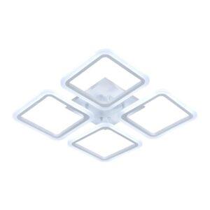 Потолочная светодиодная люстра Wedo Light Eila WD5010/4C-WT