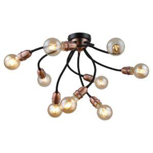 Потолочная люстра Lussole Loft Regina LSP-8247