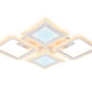 Потолочная светодиодная люстра Ambrella light Original FA430