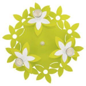 Потолочная люстра Nowodvorski Flowers Green 6900