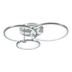 Потолочная светодиодная люстра Wedo Light Verres WD5002/3C-CR