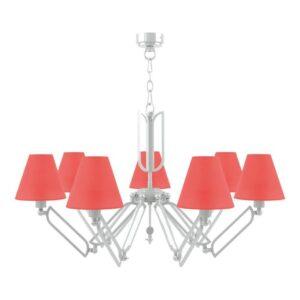 Подвесная люстра Maytoni Hightech M1-07-WM-LMP-O-26