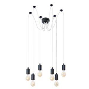 Подвесная люстра Arte Lamp Bender A4322SP-6WH