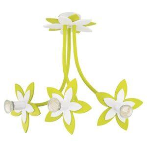 Подвесная люстра Nowodvorski Flowers Green 6898