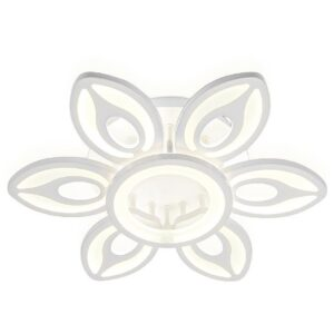 Потолочная светодиодная люстра Ambrella light Acrylica Original FA462