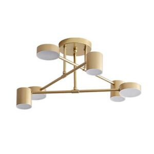 Потолочная светодиодная люстра Kink Light Мекли 07649-6A,33